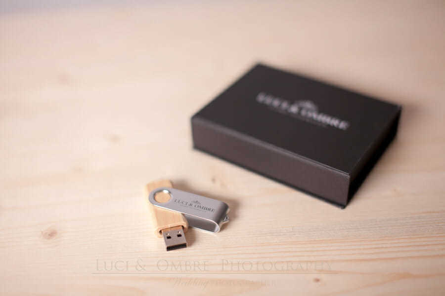 USB WEDDING VIDEO