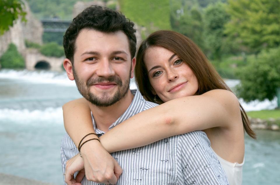Wedding Couple Ilie e Marina