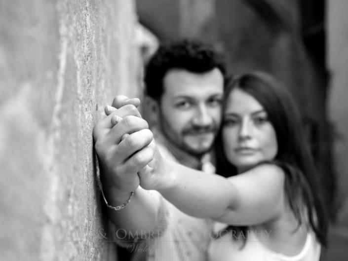 Ilie e Marina Engagement