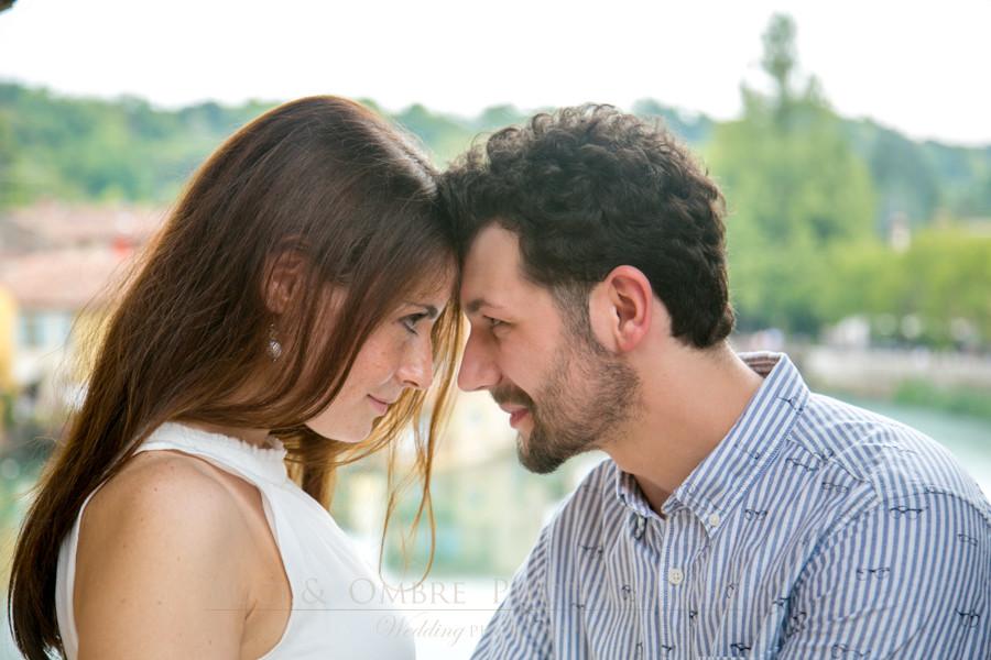 Ilie Marina Engagement - Fotografo Verona Luci e Ombre