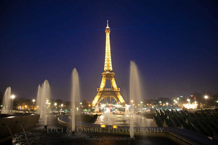 Paris -fotografo verona Luci e ombre