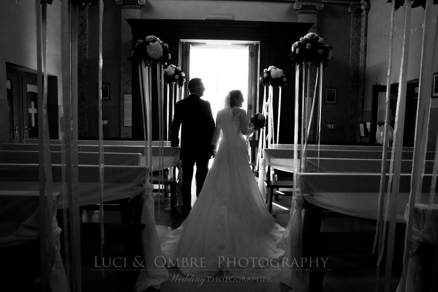 Wedding photographer verona Luci e ombre