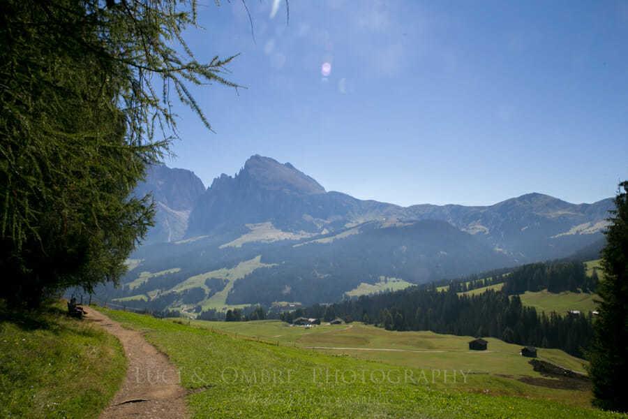 Plattkofel - Sasso Piatto - Alpe di Siusi (BZ) Luci e ombre photography