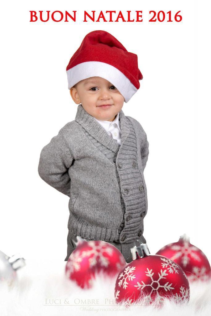 Merry Christmas Luci e ombre studio fotografico