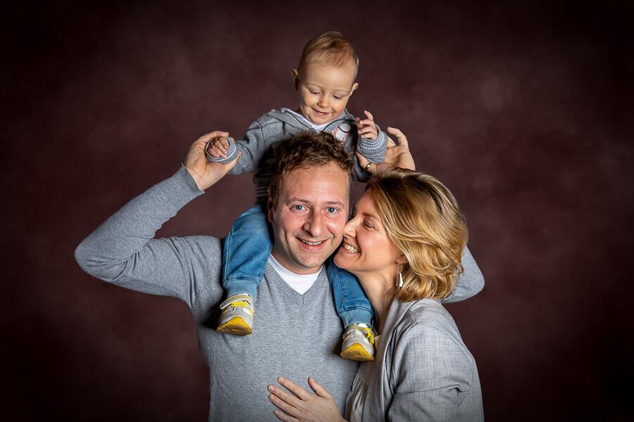 Family portrait - Ritratto di famiglia